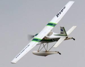 MIL 1436 Model Wasserflugzeuge Auf Dem Haidhofsee