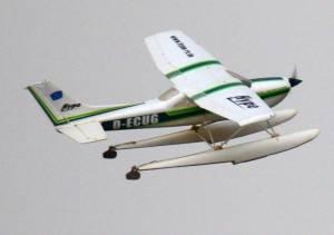 MIL 1437 Model Wasserflugzeuge Auf Dem Haidhofsee