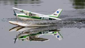 MIL 1441 Model Wasserflugzeuge Auf Dem Haidhofsee