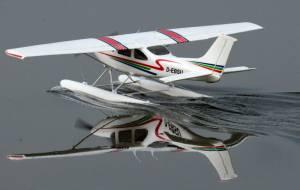 MIL 1451 Model Wasserflugzeuge Auf Dem Haidhofsee