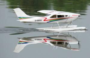 MIL 1453 Model Wasserflugzeuge Auf Dem Haidhofsee