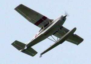 MIL 1463 Model Wasserflugzeuge Auf Dem Haidhofsee
